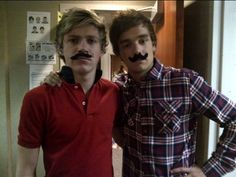 Liam and Niall from Ome Directio