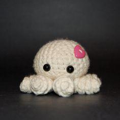 crochet octopus for Lauren.