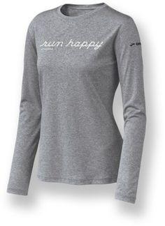 Run Happy Brooks Shirt - NEED!