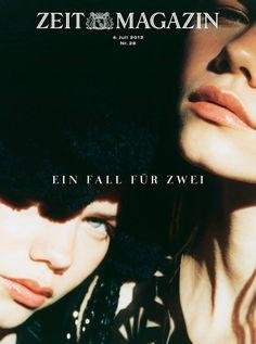 Nr. 28/13: Berlin und Brandenburg - zwei Schauplätze, ein Heft zur Fashion Week