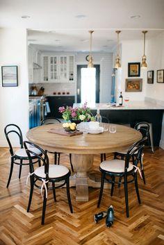 Supper Time - Home Tour: Kyong Millar's Salt Lake City Tudor Remodel - Photos