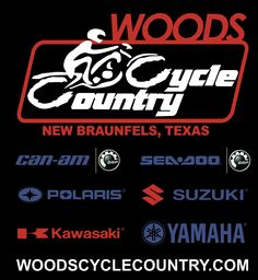 Woods Cycle Country Logo Sheet. #WoodsCycleCountry