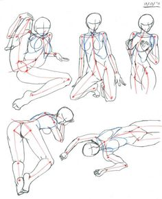 I was studying some curves and poses to females.you can use use this poses in your drawings or only study Gesture Drawing, Body Drawing, Anatomy Drawing, Drawing Poses, Drawing Practice, Drawing Lessons, Drawing Techniques, Drawing Tips, Figure Sketching