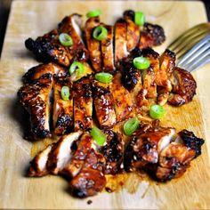 5 Ingredients Grilled Chicken Recipe
