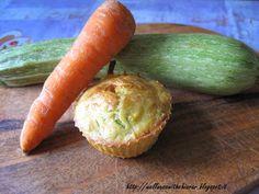 Cupcake vegetariani - versione salata