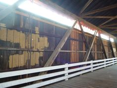 Looking at Currin's Howe Truss.