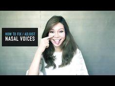 How To Fix A Nasal or Nasally Sounding Voice - UnlockYourVoice.com.my