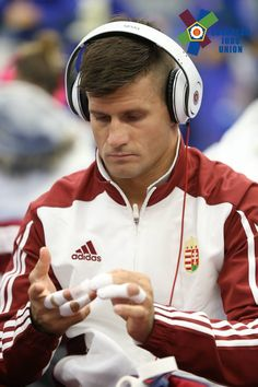 Miklós Ungvári (HUN) - European Championships Kazan (2016, RUS) - © Emanuele Di Feliciantonio, EJU Major Events, Rio 2016, Baseball Cards, Sports, Hs Sports, Sport
