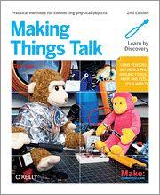 Making Things Talk, 2nd edition Der Klassiker von Tom Igoe Downloadlink: http://www.proalias.com/books/Making_Things_Talk_Second_Edition.pdf