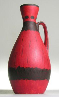 Bay Keramik West German Pottery Vase