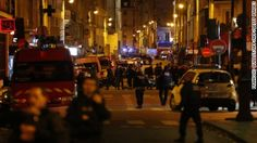 On a night when thousands of Paris residents and tourists were reveling and fans were enjoying a soccer match between France and world champion Germany, horror struck in an unprecedented manner.