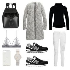 Wannawear | Grey, Black, and White