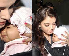 Aishwarya Rai Aaradhya Bachchan photos:Aishwarya Rai Bachchan and her daughter Aaradhya were spotted at Mumbai's Chatrapati Shivaji International Airport on September 17, accompanied by security officials
