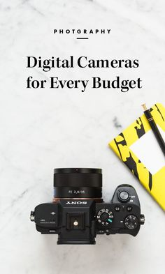 Whether you're a photography neophyte or a seasoned shutterbug ready to master a new model, there's a digital camera available at every price point that can help take your craft to the next level. Photography Rules, Cityscape Photography, New Digital Camera, Camera World, Price Point, Best Camera, New Model, Baby Pictures, Filmmaking