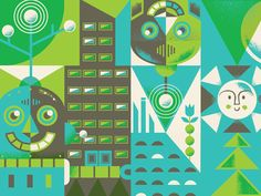 Adobe Creative Cloud illustration by Tad Carpenter