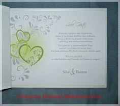 CreativDS - Gästebuch Hochzeit, Herzen, Glitzer GB 833 SA