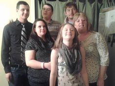 Cory and Jeramey and Roger and Brittney and Kierra Swift