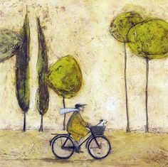 Sam Toft Mounted Print - The World is our Oyster by Sam Toft, http://www.amazon.co.uk/dp/B007DTPKWY/ref=cm_sw_r_pi_dp_1KWarb0QJK7SJ