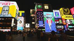 Osaka Travel: Minami (Namba) - ill be staying right around the corner from here!