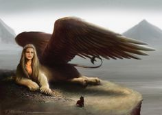 sphinx creature greek mythology - Google'da Ara