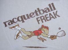 Racquetball Freak
