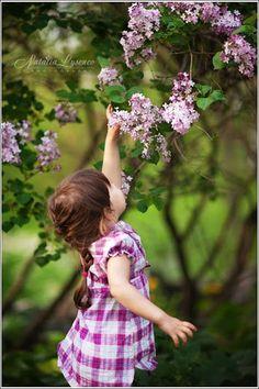 The Little Purple Cottage on Lilac Lane 💜 Love Flowers, Beautiful Flowers, Cute Kids, Cute Babies, Lavender Cottage, Lavender Fields, Lilac Blossom, Purple Lilac, Simple Pleasures