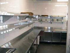 www.stainlesssteeltile.com likes the small commercial kitchen | Posts related to Small Commercial Kitchen Design