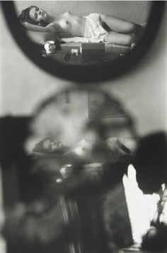 Photo by Saul Leiter.