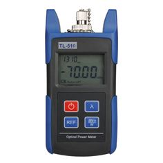 TL510A/TL510C Optical Power Meter Fiber Tester with FC SC ST Connector
