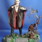 """When in doubt, always return to the classics.  In this case, the monster movie classics!  Since I haven't done anything new to my Phantom model in a couple of days, thought I'd entertain you with a blast from the past.  This Dracula kit is actually one of those life-changing events where you look back later and think… """"Wow- Who'd have thunk it?""""    A few months ago, Monique and I were preparing..."""
