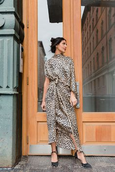 5708a7a85f1 This One-Piece Wrap Dress is Stylish and Earth Friendly