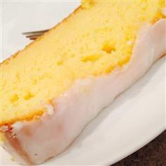 """Copycat of Starbucks® Lemon Bread 