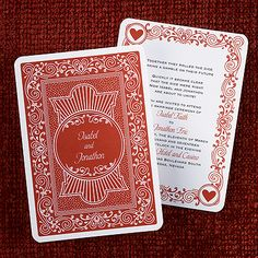 Winning Love Invitation is perfect for your Vegas or Monte Carlo themed wedding! Enclosure cards also available. All discounted 25% at Quaint Wedding Stationery, and we ship free!