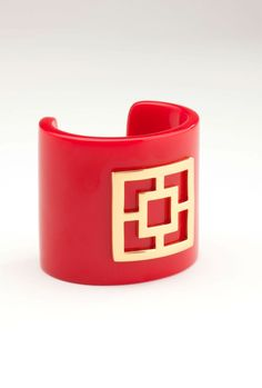 The Perfect Trina Turk Cuff for your 4th of July festivities!