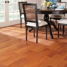 Home Decorators Collection High Gloss Alexander Oak 8 Mm