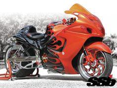 2008 Suzuki Hayabusa | Fire Starter