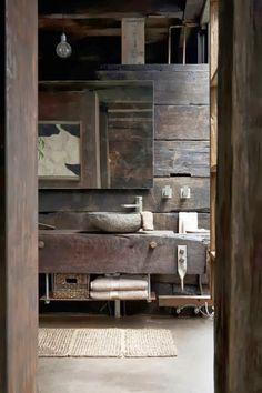 EN MI ESPACIO VITAL: Muebles Recuperados y Decoración Vintage: Wabi Sabi Style