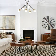 white apartment interior Inspirational White Rooms Interiors by Kelly Behun Living Room Inspiration, Interior Inspiration, Daily Inspiration, Interior Ideas, Design Inspiration, My Living Room, Living Spaces, Living Area, Kelly Behun