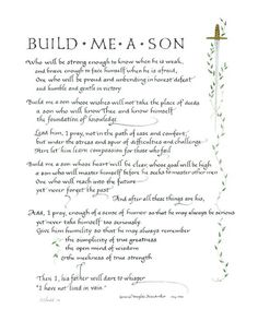 I have this framed in my office. My sisters mother in law made it and my sister got it for me for Christmas. Son Quotes From Mom, My Children Quotes, Fathers Day Quotes, Fathers Day Crafts, Daughter Quotes, Mother Quotes, Mom Quotes, Quotes For Kids, Life Quotes