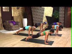 25 min PIYO workout - lower body