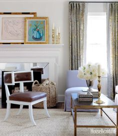 BELLE VIVIR: Interior Design Blog | Lifestyle | Home Decor: Thank you House Beautiful! Images yet to be seen