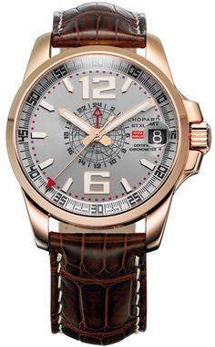 Chopard Mille Miglia GT XL Rose Gold Mens Watch 161277-5001
