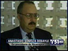 Nicaragua 30 años después- Anastasio Somoza - YouTube
