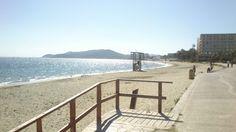 Platja d'en Bossa, març 2014 Ibiza, Beach, Water, Outdoor, Gripe Water, Outdoors, The Beach, Beaches, Outdoor Games