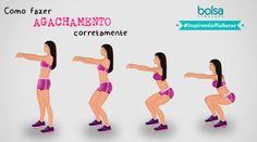 Erros durante o exercício podem comprometer seus resultados e sua saúde