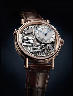Bregeut TraditionMinute Repeater Tourbillon 7087 - front