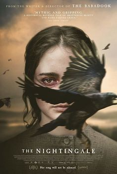 Trailer, clip, images and poster for the Australian period thriller THE NIGHTINGALE starring Aisling Franciosi and Sam Claflin. Movies And Series, New Movies, Movies To Watch, Movies Online, Good Movies, Latest Movies, Sam Claflin, Streaming Hd, Streaming Movies