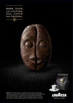 Advertisement by Armando Testa, Italy