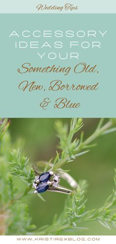 Accessory ideas for your something old, new, borrowed, and blue - Kristi Rex Photography