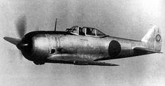 """Nakajima Ki-44 Shoki """"Tojo"""""""